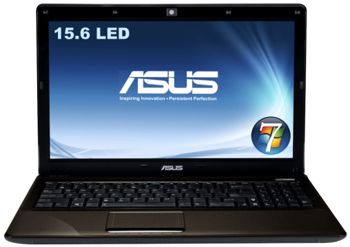 "Notebook ASUS K53 - 15,6"" LED"