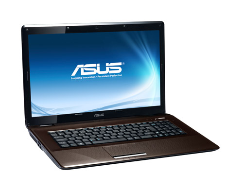 "Notebook ASUS K72JR-TY159X 17.3"" CORE I5"