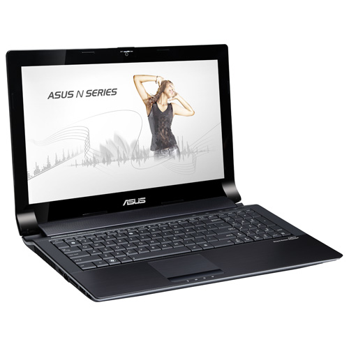 Notebook ASUS N53JF-SZ139V